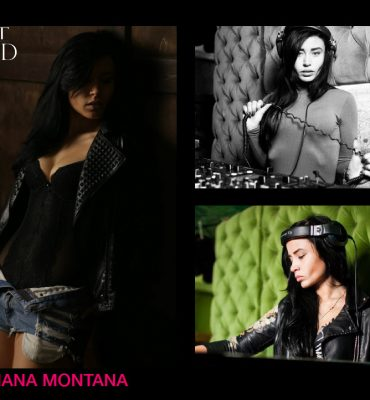 DJ DIANA MONTANA, Γυναίκες DJ, Γυναίκα DJ, DJ DIANA MONTANA, Club House, Deep House, R&B, Techno